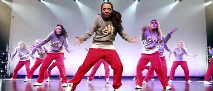 Hiphop tanssi